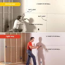 Hanging Pictures On Drywall by 7 Drywall Installation Mistakes You U0027ve Probably Made Before