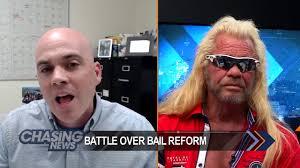 who benefits from bail reform dog the bounty hunter star vs aclu