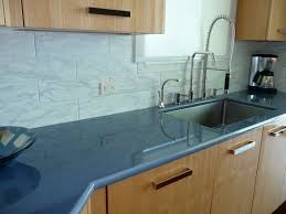 blue and white kitchen cabinets gray light kitchens excerpt
