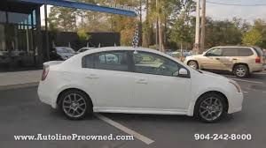 nissan sentra nismo for sale 2011 nissan sentra se r spec vv at autoline preowned for sale used