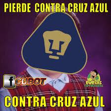 Memes De Pumas Vs America - r罸ete con los memes del cruz azul pumas r繪cord
