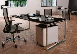 lignes bureau bureau noir laqué majestic à découvrir sur lignes bureau