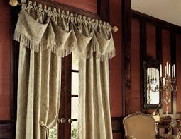Curtain Draping Ideas Curtain Draping Techniques Ideas On Rod