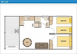 Caravan Floor Plans Holiday Cabins At Arno Bay Caravan Park On Eyre Peninsula In South