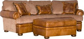 Leather Conversation Sofa Mayo Leather Fabric Conversation Sofa Starting 1499 By