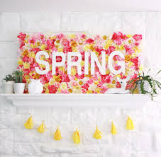 diy spring decorating ideas 25 spring decor ideas you can diy