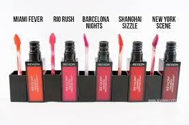 tutorial lipstik revlon xiao vee indonesian beauty blogger revlon colorstay moisture stain