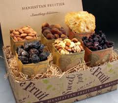 fruit gift baskets with free shipping manhattan fruitier