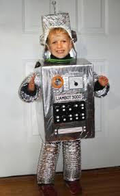 Robot Costume Halloween Coolest Homemade Robot Costume Ideas Halloween Robot