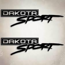 dodge dakota sport decals 4x4 dodge dakota truck decals road mopar sticker set