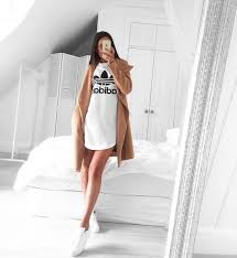 adidas originals inked tank dress urban outfitters