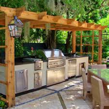 outdoor barbecue area ideas patio inspiration pinterest