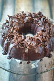 mayan chocolate glazed bundt cake the wanderlust kitchen