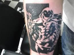 moon knight tattoo picture