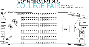 Map Of West Michigan by Exhibitors Map And Workshop Schedule For The West Michigan