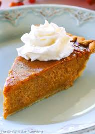 pumpkin eggnog pie the who ate everything