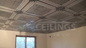 Suspended Ceiling Grid Covers by Differences Between Vinyl And Metal Drop Ceiling Grids Drop