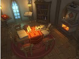 interior home alchemist s house interior asset store