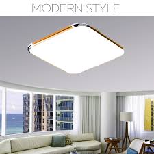 Wireless Ceiling Light Fixtures 24w Led Ceiling Light Pendant Lamp Flush Mount Fixture Lighting