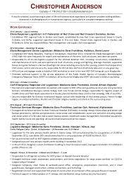 Resume For Logistics Executive Resume Logistics Manager Cbshow Co