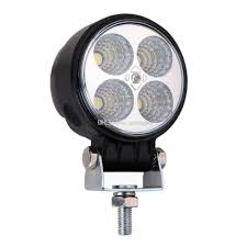 security led lights car 4 inch led work l 12w waterproof led work light car accessories