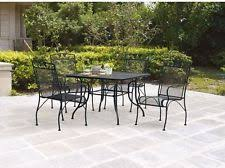 Wrought Iron Patio Chairs Wrought Iron Chairs Ebay
