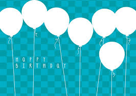 balloon bonanza blue balloon bonanza birthday card balloons by brookhollow