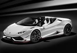 Lamborghini Huracan With Spoiler - official revozport razmig 700hp lamborghini huracan spyder gtspirit