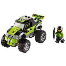 lego city monster truck 60055 8 00 hamleys for lego city