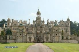 Harlaxton Manor Interior Location Works Mobile
