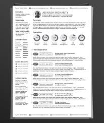 Ux Resume Template 50 Beautiful Free Resume Cv Templates In Ai Indesign U0026 Psd Formats