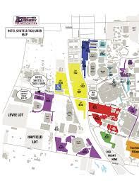 Lsu Campus Map Bayou Country Superfest Goers Urged To Arrive Early See Parking