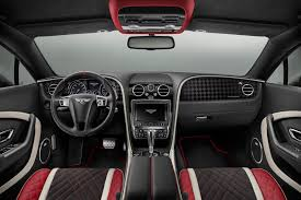 bentley gt3 interior meet the 2017 bentley continental supersports the most powerful