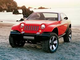 jeep concept truck 1998 jeep jeepster concept supercars net