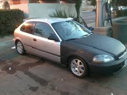1996 honda civic hatchback cx honda ps california 3 1996 honda ps used cars in california