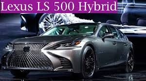 lexus lx turbo hybrid 2018 lexus ls 500h hybrid definitely s class quality youtube