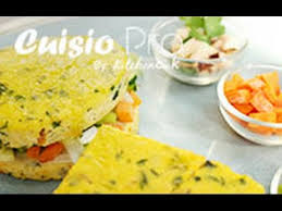 cuisine vapeur recette recettes omelette aux légumes à la vapeur cuisio pro la