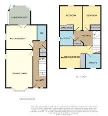 Conservatory Floor Plans 3 Bedroom Semi Detached House To Rent In Hareburn Road Blackdog