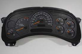 gm truck speedometer cluster repair and sales