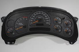 corvette instrument cluster repair gm truck speedometer cluster repair and sales