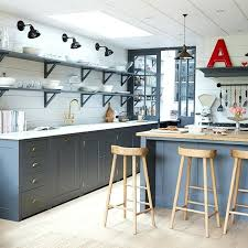 kitchen without upper wall cabinets kitchens without cabinets clean contemporary kitchen design without