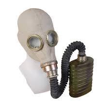 gas mask costume om14 gas mask original surplus gas mask includes