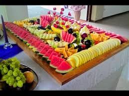 fruit decorations 10 fruit decoration idea for wedding day fruit decoration