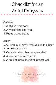 design dilemma create an artful entryway interior design