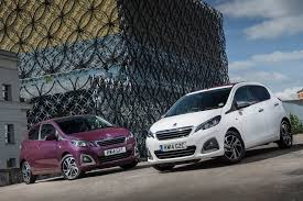 peugeot 108 used cars peugeot 108 robins and day