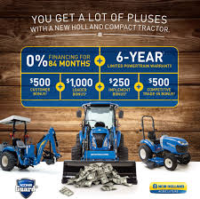tractors new holland rochester