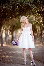 custom wedding dress pretty strapless short lace custom wedding dress lunss couture