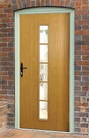 composite door glass composite entrance doors