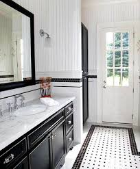 black and white bathroom ideas pictures decoration in black and white bathroom ideas classic black and