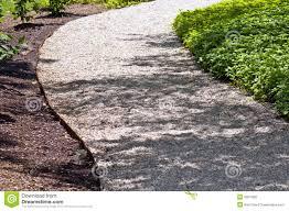 gravel path royalty free stock photos image 5251408